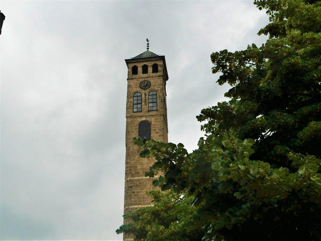 ottoman clock tower. Bosnia: The Ottoman Legacy