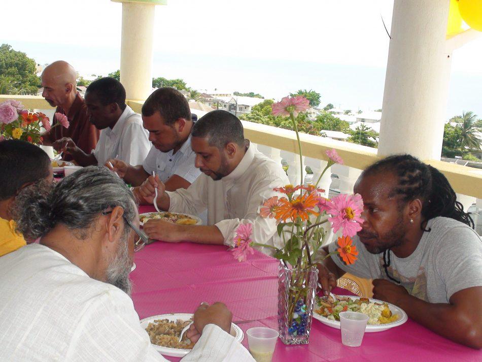 muslims across the caribbean