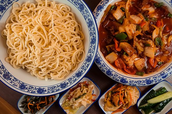 Muslim-friendly guide to Moscow halal food lanzhou restaurant