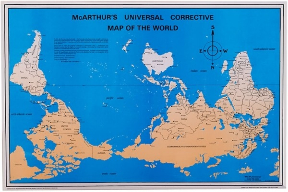 mcarthur world map