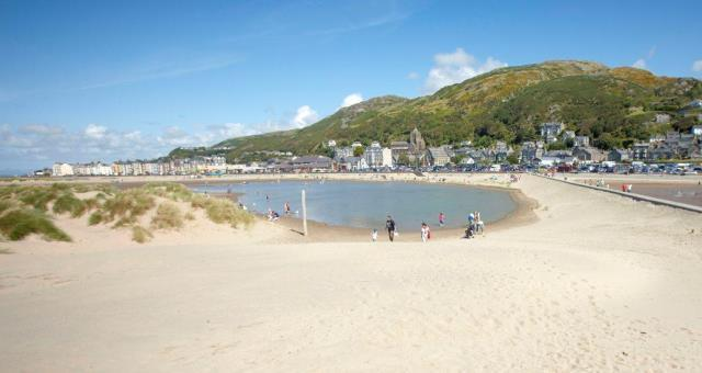barmouth beach secluded beaches in the uk