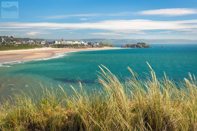 tenby south beach secluded beaches in the uk