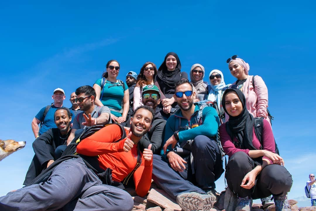 muslim hiking group uk