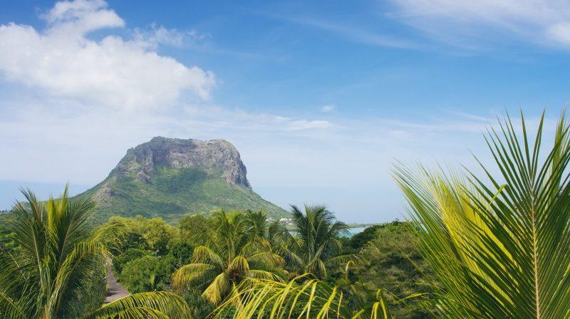 Muslim-friendly island Mauritius