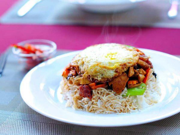 Muslim-friendly island Mauritius halal food