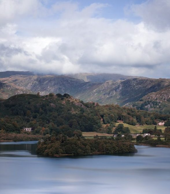 Grasmere Lake. Explore the best of the UK countryside: 6 day itinerary to North England