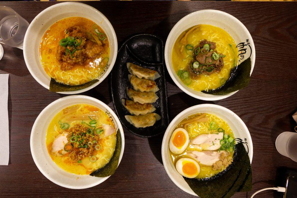 Halal ramen Honolu Ebisu Tokyo Japan