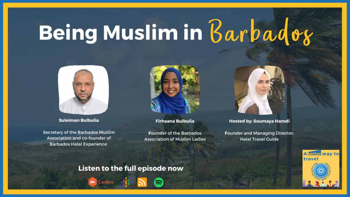 being muslim in barbados podcast a better way to travel halal travel guide