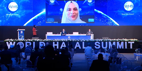 A sustainable model for halal tourism